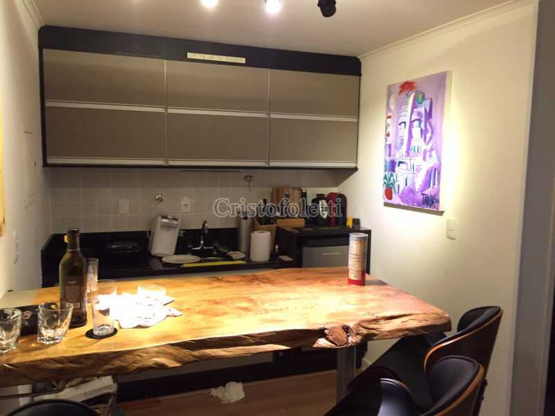 Cozinha - The Special Residence Flat Moema Rua Tuim Ibirapuera - ISVE0099 - 3