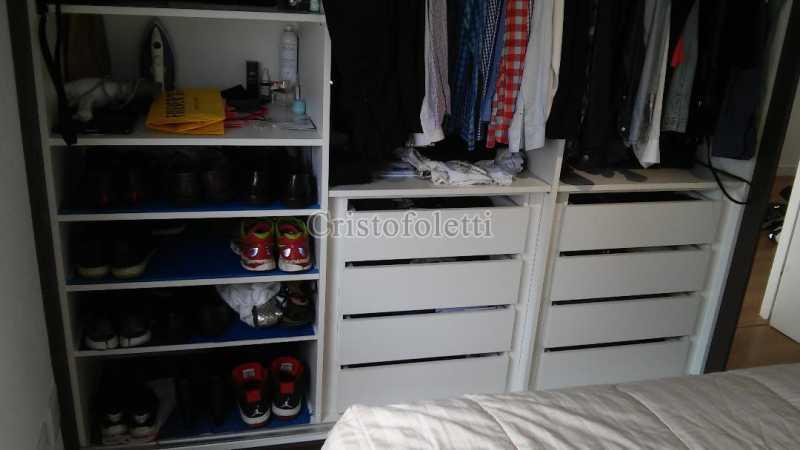 Closet - The Special Residence Flat Moema Rua Tuim Ibirapuera - ISVE0099 - 12