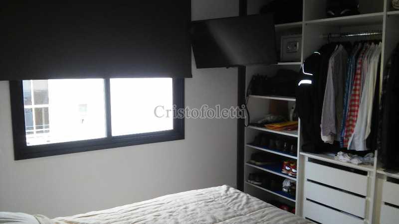 Rolô, cama box - The Special Residence Flat Moema Rua Tuim Ibirapuera - ISVE0099 - 13