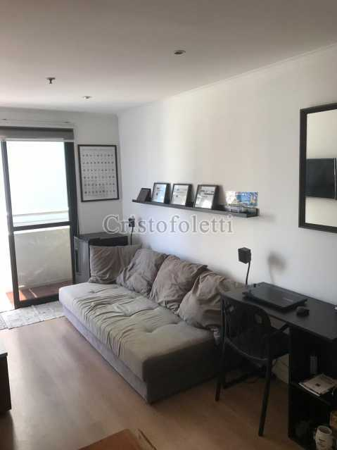 Estar - The Special Residence Flat Moema Rua Tuim Ibirapuera - ISVE0099 - 7