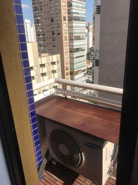 Ar condicionado - The Special Residence Flat Moema Rua Tuim Ibirapuera - ISVE0099 - 17