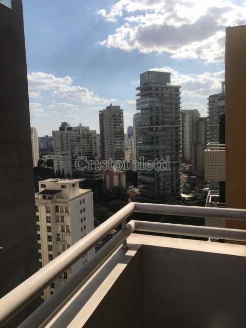 Vista bairro - The Special Residence Flat Moema Rua Tuim Ibirapuera - ISVE0099 - 18