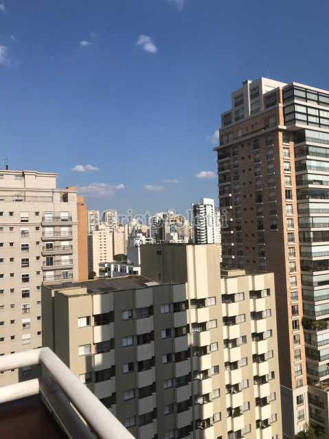 Vista do bairro - The Special Residence Flat Moema Rua Tuim Ibirapuera - ISVE0099 - 19