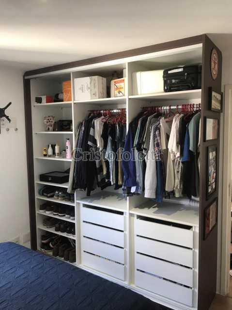 Armário closet - The Special Residence Flat Moema Rua Tuim Ibirapuera - ISVE0099 - 12