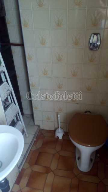 Serviço / despensa - Apartamento 3 dormitórios metrô Santa Cruz - ISLO0100 - 16