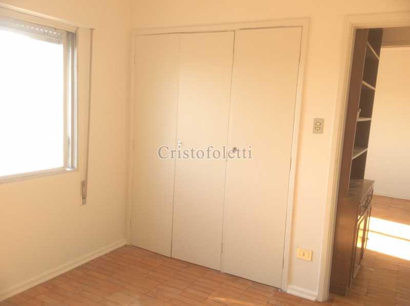 Suíte c/ armários - Apartamento 3 dormitórios metrô Santa Cruz - ISLO0100 - 6