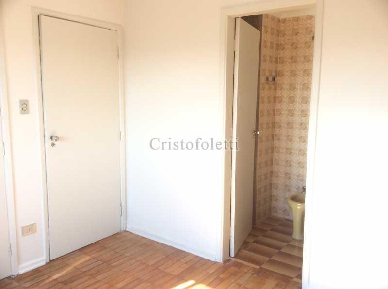 suíte - Apartamento 3 dormitórios metrô Santa Cruz - ISLO0100 - 7