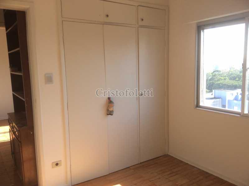Dormitório 2 - Apartamento 3 dormitórios metrô Santa Cruz - ISLO0100 - 11