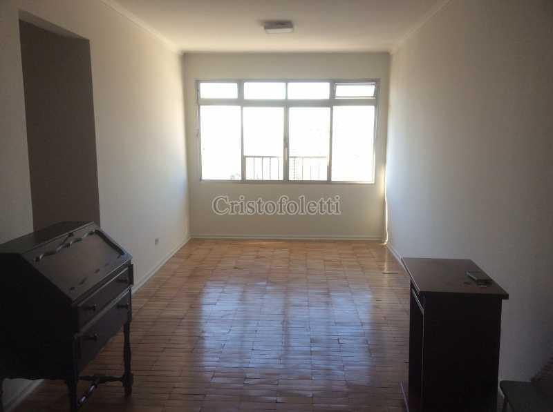 Sala para 2 ambientes - Apartamento 3 dormitórios metrô Santa Cruz - ISLO0100 - 1