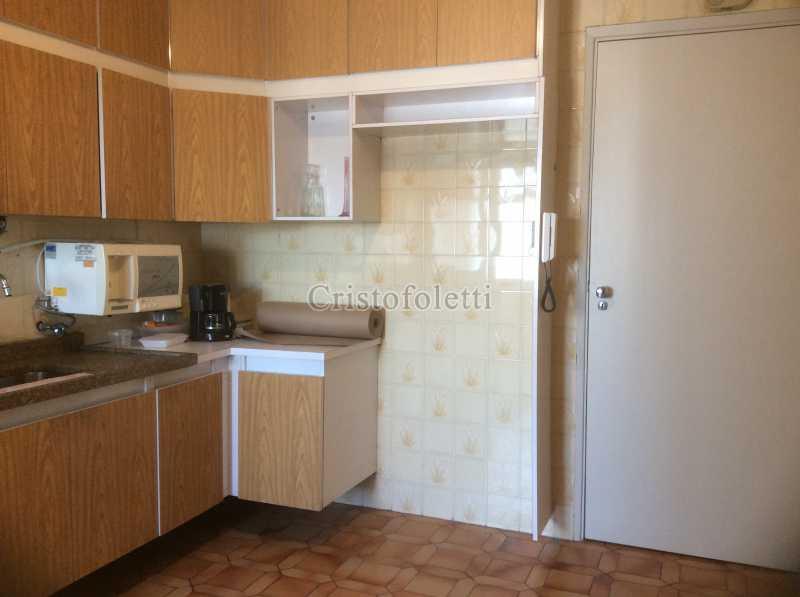 Cozinha - Apartamento 3 dormitórios metrô Santa Cruz - ISLO0100 - 13