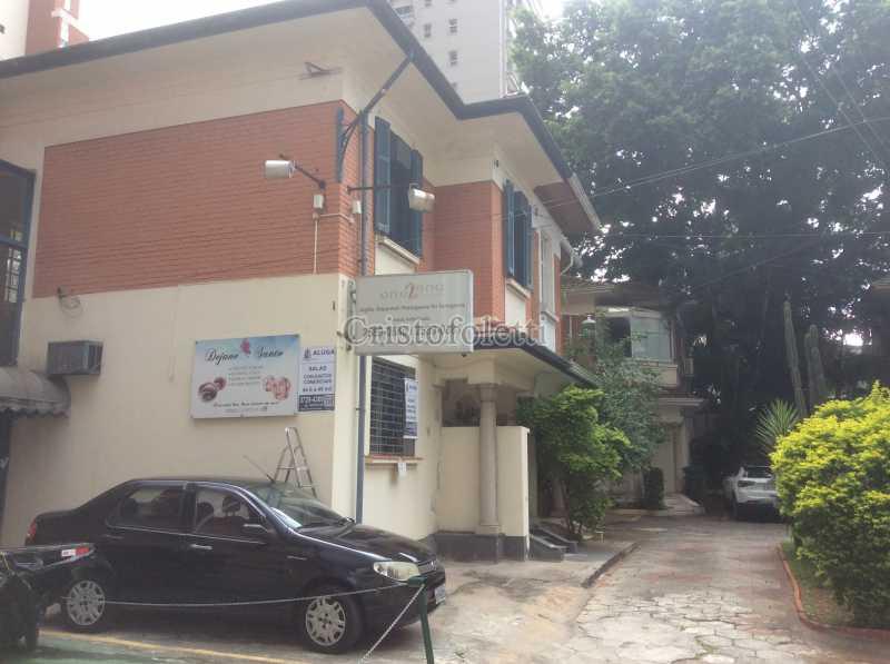 Casa na vila - Salas comerciais Jardim Paulista - Brigadeiro x Tutóia - ISLO0101 - 3