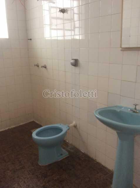 Banheiro - Casa 2 dormitórios para alugar Vila São José Itu - ISLO0102 - 18