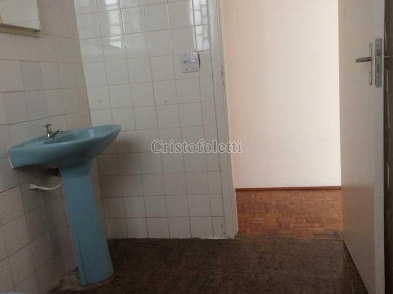 Banheiro - Casa 2 dormitórios para alugar Vila São José Itu - ISLO0102 - 19