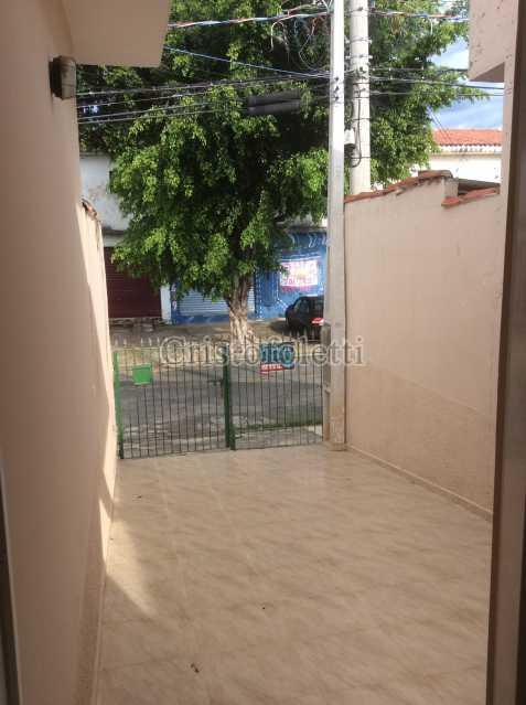 Garagem - Casa 2 dormitórios para alugar Vila São José Itu - ISLO0102 - 3