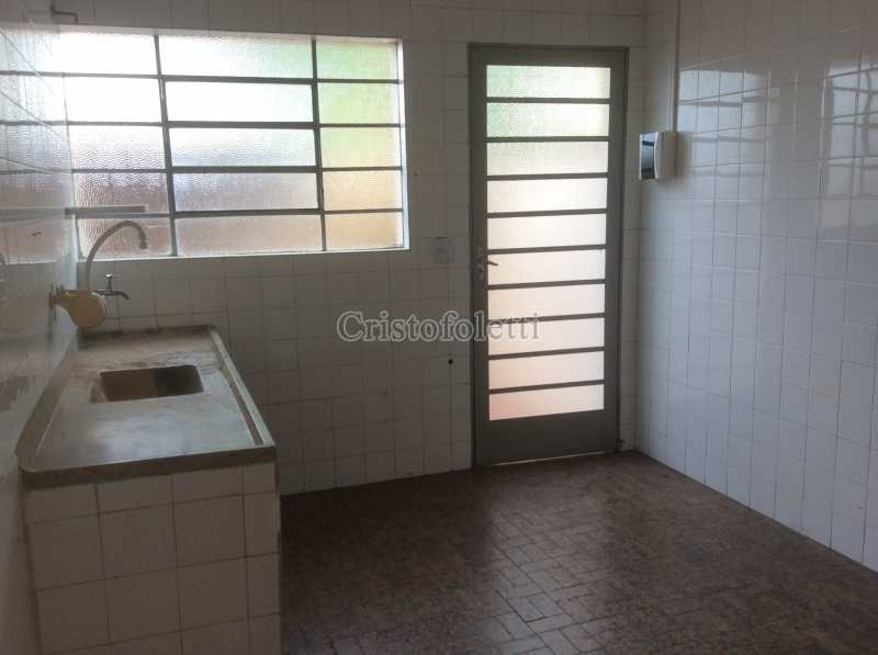 Cozinha - Casa 2 dormitórios para alugar Vila São José Itu - ISLO0102 - 8