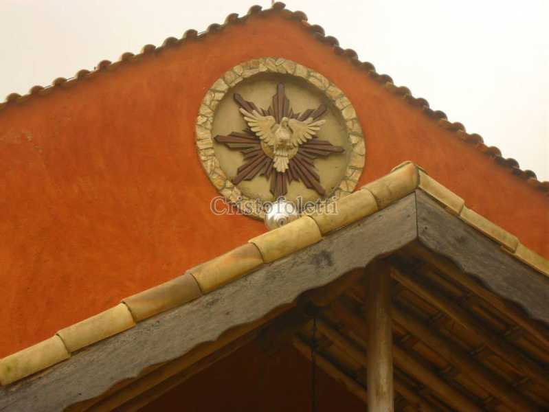 1 - capela - Sítio 94500m² à venda Estrada do Paiol Grande,Ibiúna,SP - R$ 2.500.000 - ISVE0105 - 1