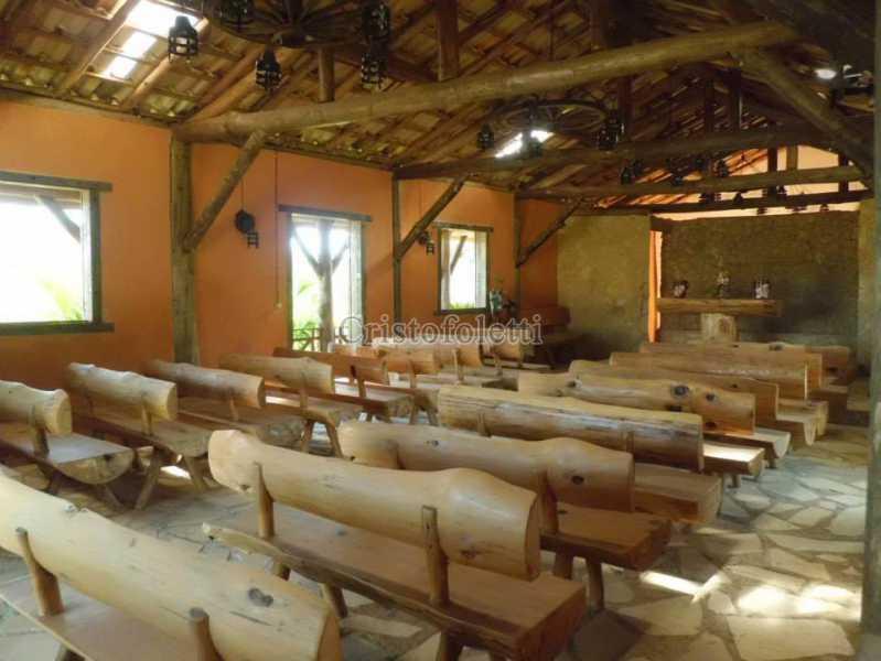 3 - capela - Sítio 94500m² à venda Estrada do Paiol Grande,Ibiúna,SP - R$ 2.500.000 - ISVE0105 - 5