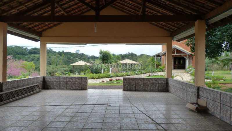 4 - salão de festas - Sítio 94500m² à venda Estrada do Paiol Grande,Ibiúna,SP - R$ 2.500.000 - ISVE0105 - 6
