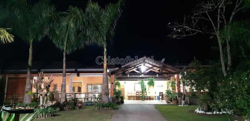5 - casa sede - Sítio 94500m² à venda Estrada do Paiol Grande,Ibiúna,SP - R$ 2.500.000 - ISVE0105 - 7