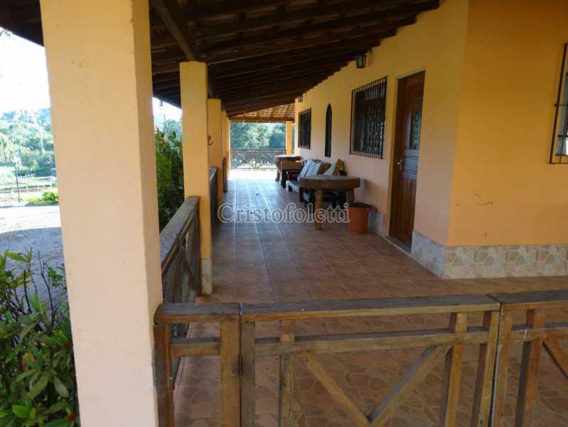 6 - casa hóspedes - Sítio 94500m² à venda Estrada do Paiol Grande,Ibiúna,SP - R$ 2.500.000 - ISVE0105 - 8