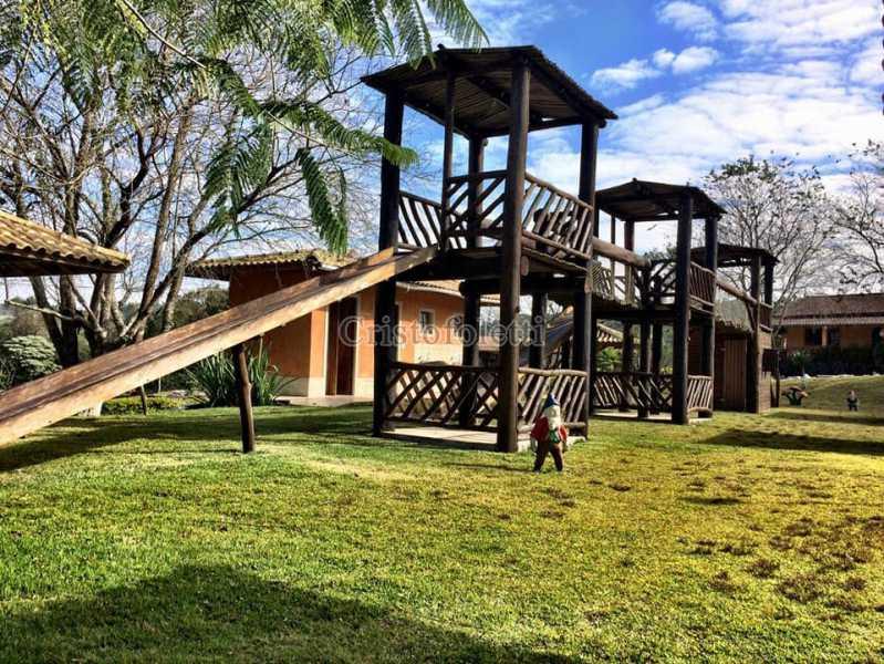 11 - parque infantil - Sítio 94500m² à venda Estrada do Paiol Grande,Ibiúna,SP - R$ 2.500.000 - ISVE0105 - 13