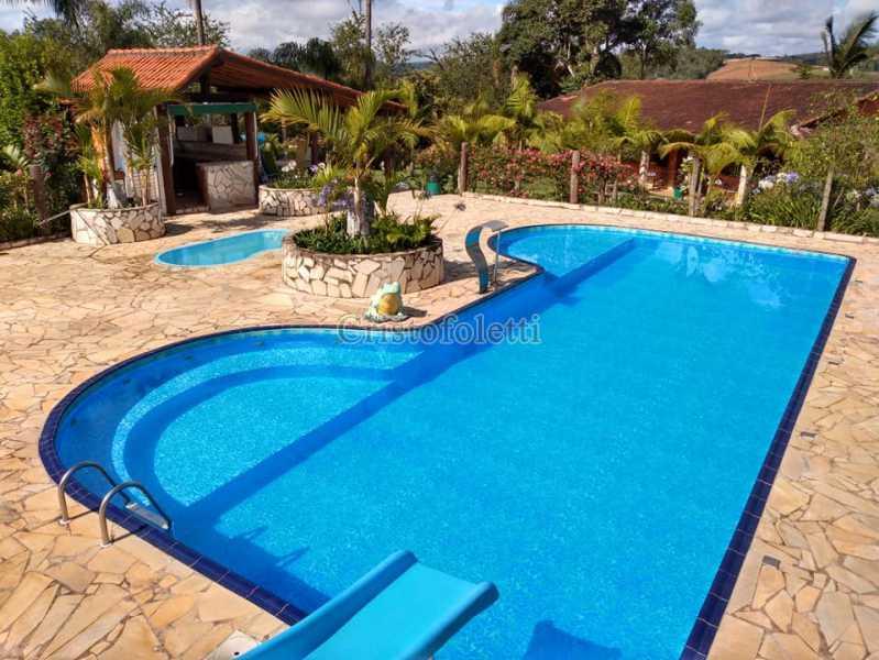 13 - piscina aquecida - Sítio 94500m² à venda Estrada do Paiol Grande,Ibiúna,SP - R$ 2.500.000 - ISVE0105 - 15
