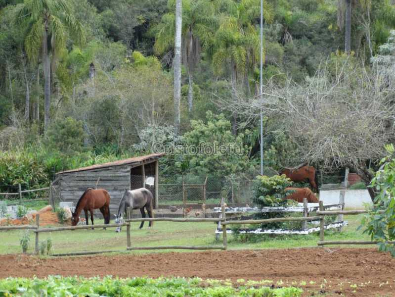 16 - estrebaria - Sítio 94500m² à venda Estrada do Paiol Grande,Ibiúna,SP - R$ 2.500.000 - ISVE0105 - 18