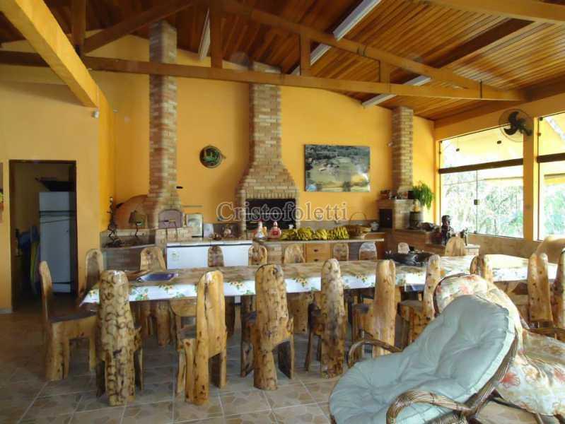 20 - espaço gourmet - Sítio 94500m² à venda Estrada do Paiol Grande,Ibiúna,SP - R$ 2.500.000 - ISVE0105 - 22