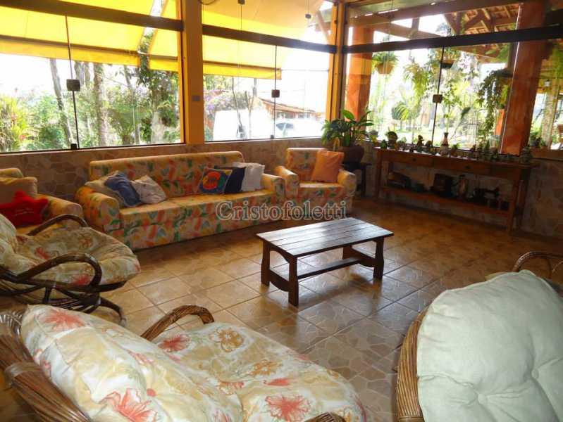 21 - espaço gourmet - Sítio 94500m² à venda Estrada do Paiol Grande,Ibiúna,SP - R$ 2.500.000 - ISVE0105 - 23