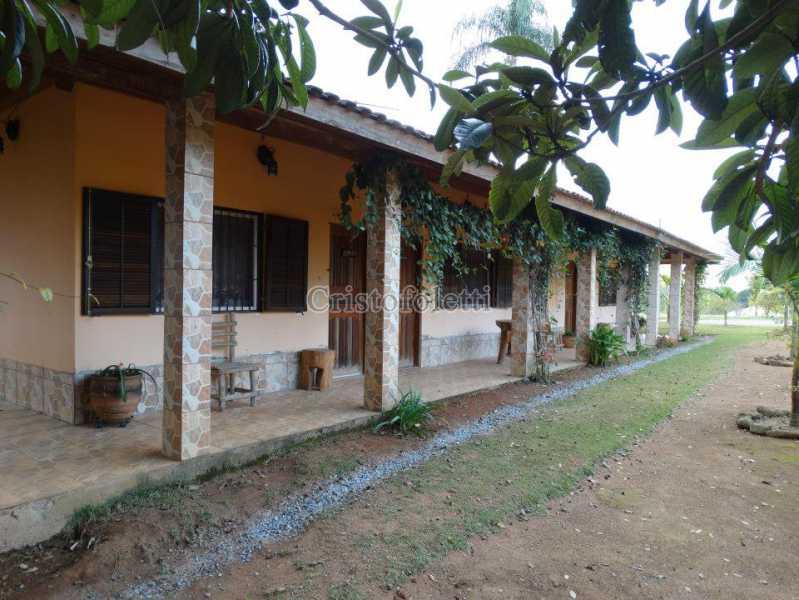 25 - chalés - Sítio 94500m² à venda Estrada do Paiol Grande,Ibiúna,SP - R$ 2.500.000 - ISVE0105 - 27