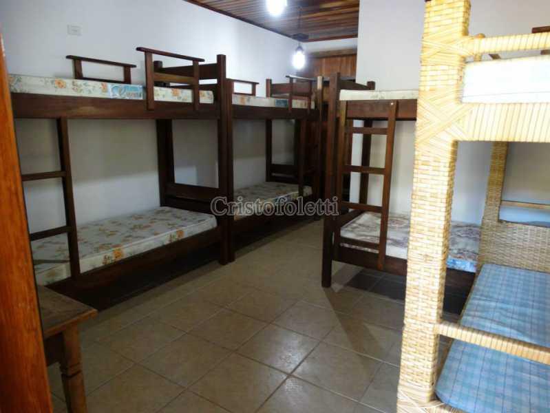 26 - acomodações chalés - Sítio 94500m² à venda Estrada do Paiol Grande,Ibiúna,SP - R$ 2.500.000 - ISVE0105 - 28