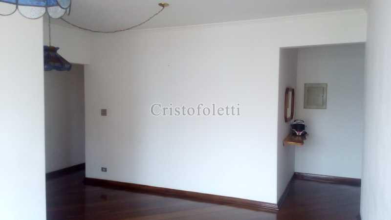 Sala - Apartamento 3 quartos para venda e aluguel São Paulo,SP - R$ 420.000 - ISVL0106 - 3