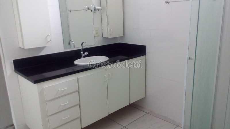 Banheiro social - Apartamento 3 quartos para venda e aluguel São Paulo,SP - R$ 420.000 - ISVL0106 - 18