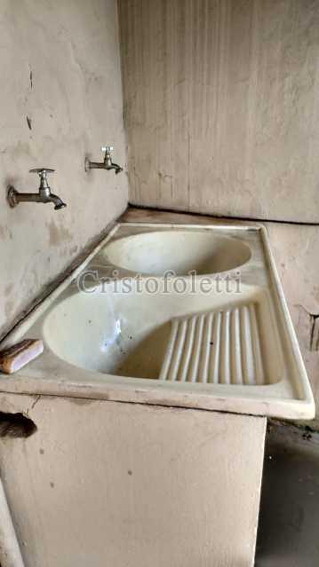 lavanderia - Casa 2 quartos para alugar Itu,SP Vila Cleto - R$ 1.100 - ISLO0105 - 7