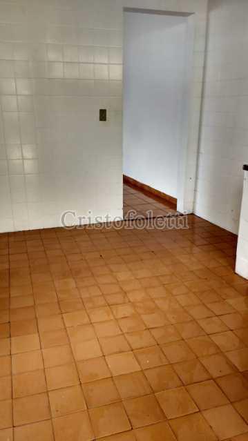 Cozinha - Casa 2 quartos para alugar Itu,SP Vila Cleto - R$ 1.100 - ISLO0105 - 4