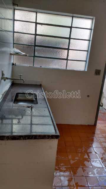 cozinha - Casa 2 quartos para alugar Itu,SP Vila Cleto - R$ 1.100 - ISLO0105 - 5