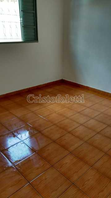 Dormitórios - Casa 2 quartos para alugar Itu,SP Vila Cleto - R$ 1.100 - ISLO0105 - 3