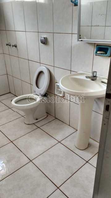 Banheiro - Casa 2 quartos para alugar Itu,SP Vila Cleto - R$ 1.100 - ISLO0105 - 6
