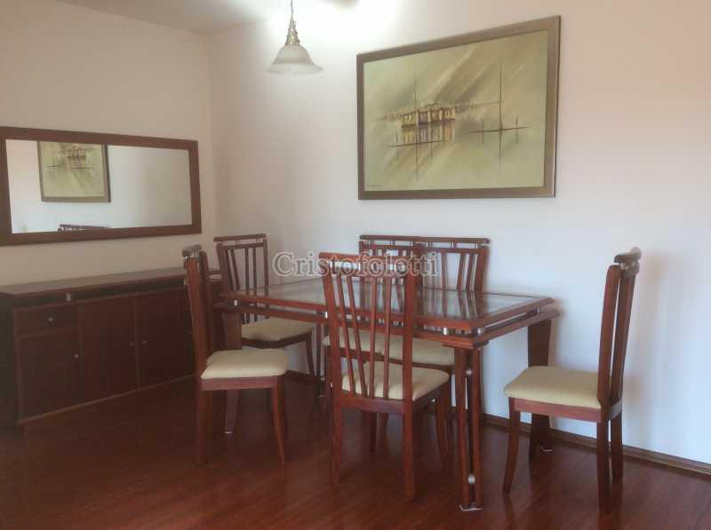 sala 2 abientes - 3 dormitórios com suíte, 2 vagas, depósito, lazer completo, metrô Saúde, À venda - ISVE0109 - 4
