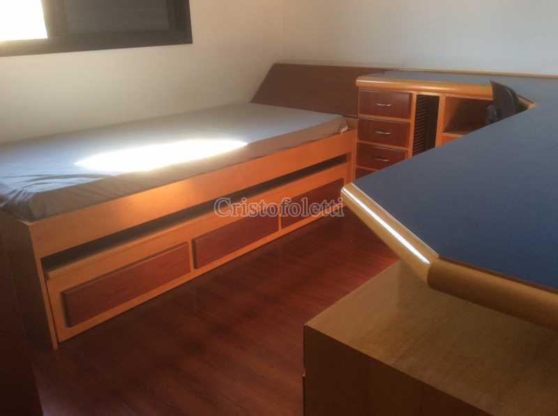 dormitório mobiliado - 3 dormitórios com suíte, 2 vagas, depósito, lazer completo, metrô Saúde, À venda - ISVE0109 - 11