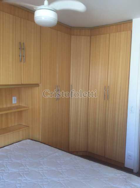 dormitório casal - 3 dormitórios com suíte, 2 vagas, depósito, lazer completo, metrô Saúde, À venda - ISVE0109 - 14