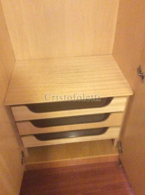 marcenaria primeira linha - 3 dormitórios com suíte, 2 vagas, depósito, lazer completo, metrô Saúde, À venda - ISVE0109 - 16