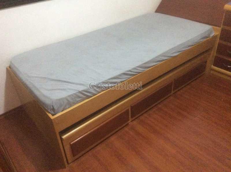 IMG_1688 - 3 dormitórios com suíte, 2 vagas, depósito, lazer completo, metrô Saúde, À venda - ISVE0109 - 13