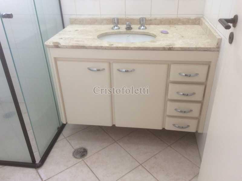 banho social 2 - 3 dormitórios com suíte, 2 vagas, depósito, lazer completo, metrô Saúde, À venda - ISVE0109 - 10