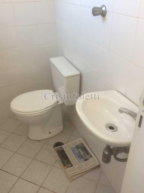 banheiro de serviço - 3 dormitórios com suíte, 2 vagas, depósito, lazer completo, metrô Saúde, À venda - ISVE0109 - 21