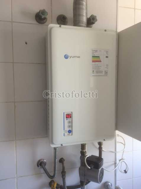 aqueceda gás - 3 dormitórios com suíte, 2 vagas, depósito, lazer completo, metrô Saúde, À venda - ISVE0109 - 20