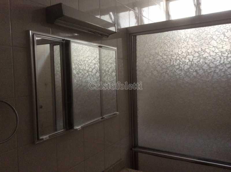 Banheiro social - Apartamento para aluguel no metrô Santana, 2 dormitórios - ISLO0109 - 8