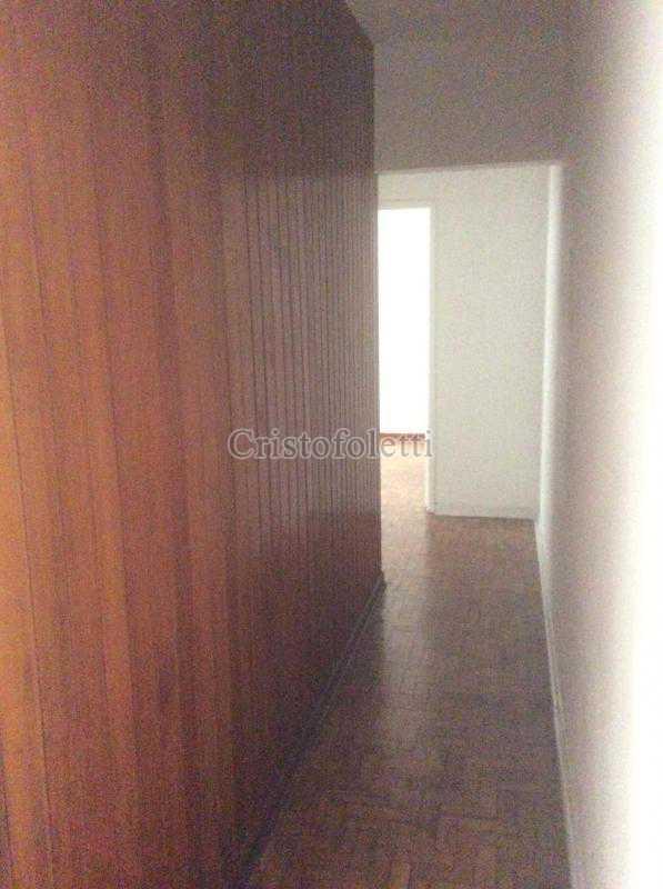 Acesso área íntima - Apartamento para aluguel no metrô Santana, 2 dormitórios - ISLO0109 - 12