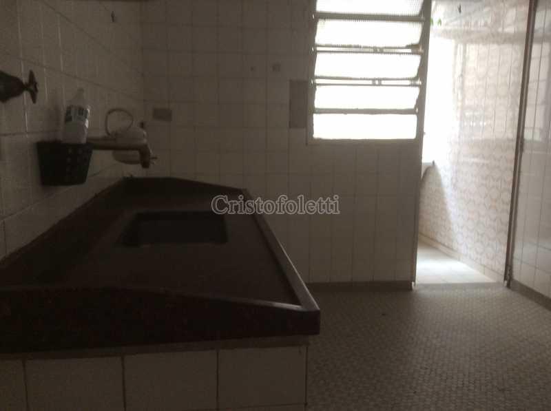 Cozinha - Apartamento para aluguel no metrô Santana, 2 dormitórios - ISLO0109 - 15