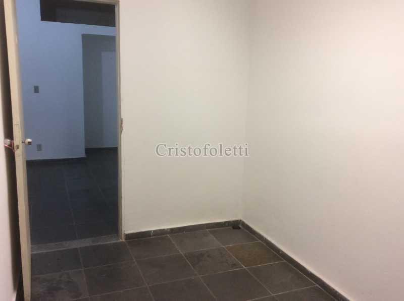 Sala íntima - Apartamento 2 dormitórios amplo próximo ao metrô Praça da Árvore - ISLO0111 - 6
